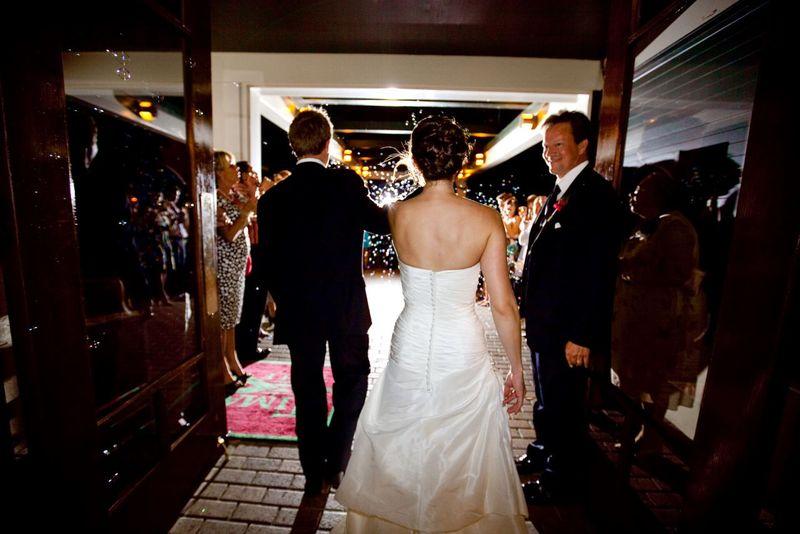 Wedding Reception Departure 050209 1 Heather Ahrens