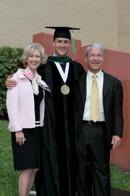 Dr Joel N Parents June 2005 blog