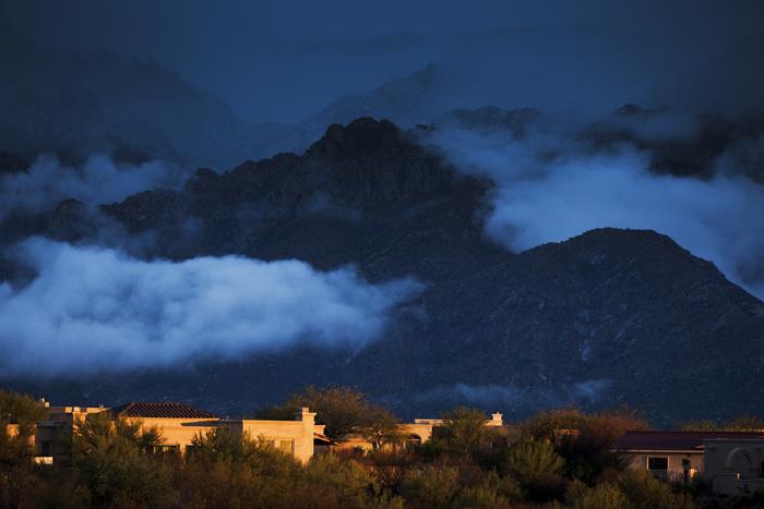 Catalina Mountains 1 blog021110