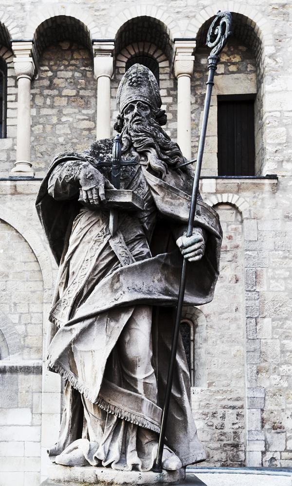 St. Bonifactius 1675-1754 Meinz, Germany 030710 1