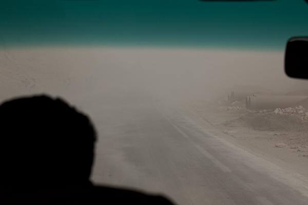 Bus Ride 030910 SandStorm DRIVE 2 blog