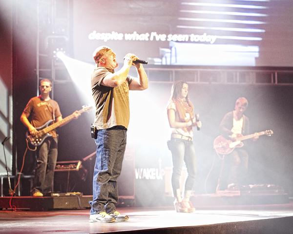 Worship 041710 RandyWotring w BAND 1 blog