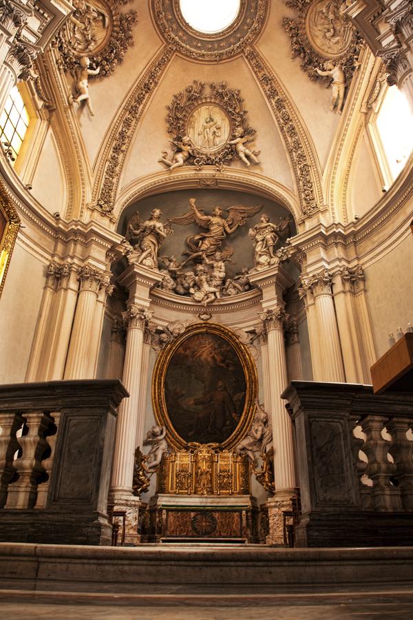 St Francis Chapel 101510 Rome 1 blog