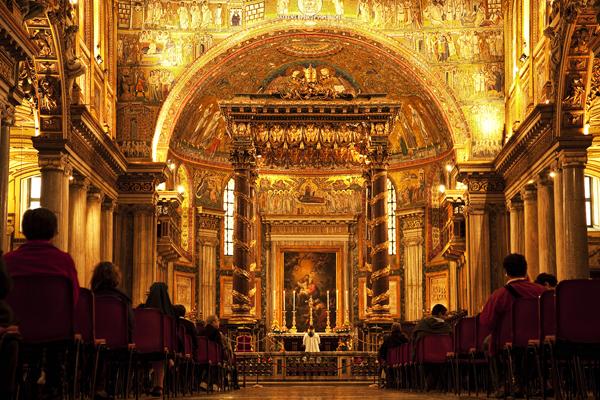 Santa Maria Maggiore 10610 MaryMajor blog