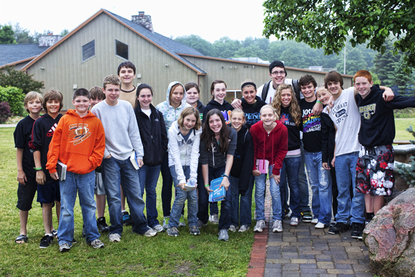 Thur AM Worship 061611 Campers 10  BLOG