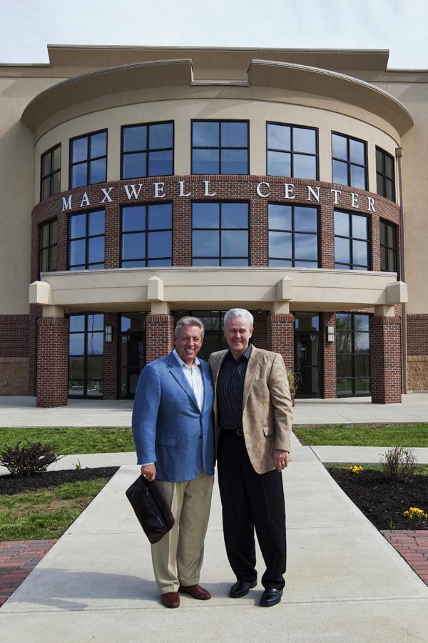 Maxwell Center 042611 John w RMB 2b blog