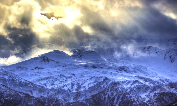 Mountains at UGAKbay Nov 2011  2c blog