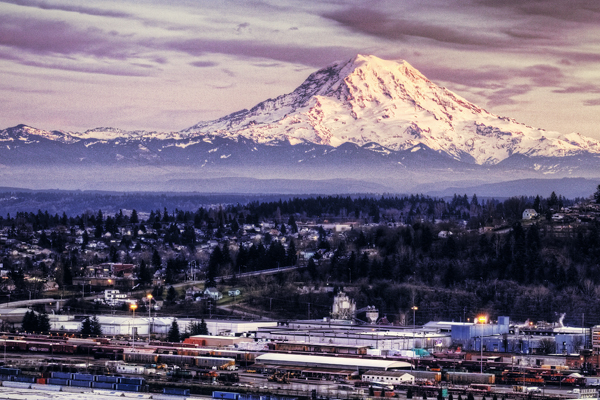Tacoma Sunrise 021512 Future Travelers  2blog