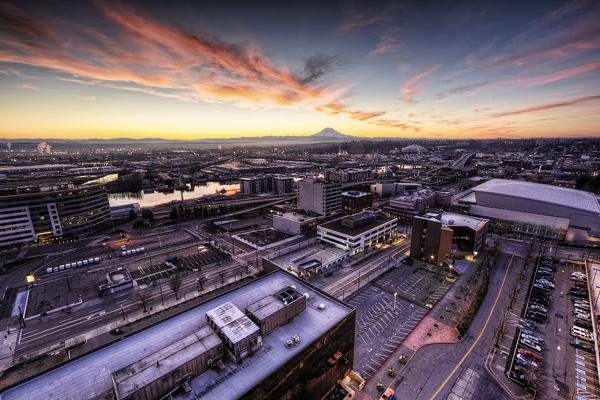 Tacoma Sunrise 021512 Future Travelers  1 blog
