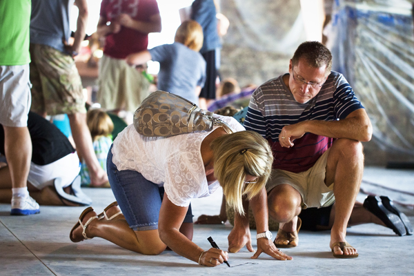 Floor Prayers 071812   2blog