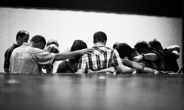 LeadershipSummit 2012 PRAYER  1 b&w  blog