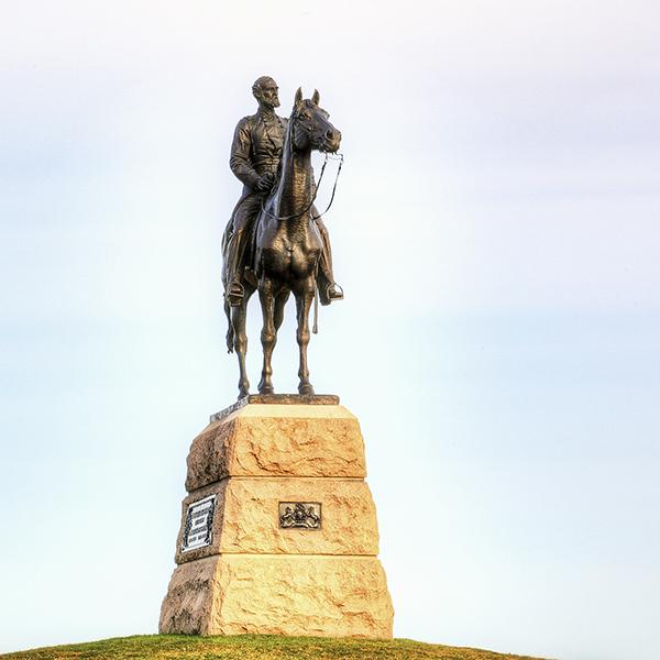 Statue 100813 Cemetary Ridge 1blog
