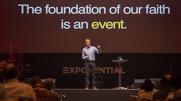 Andy Stanley  043014 Exponential  2 blog