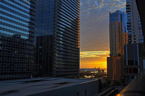 Chicago Sunrise 082714 Summit 4A blog